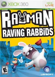 Rayman: Raving Rabbids (RUS) [2007 / RF / FULL] Игры XBox 360