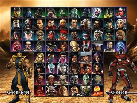 Mortal Kombat: Armageddon (2006) PS2