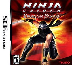 Ninja Gaiden Dragon Sword [EUR] Игры для NDS
