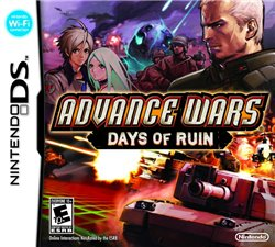 Advance Wars: Days of Ruin [USA] [NDS]