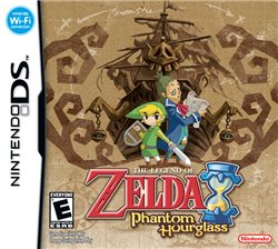 The Legend of Zelda: Phantom Hourglass [EUR] [NDS]