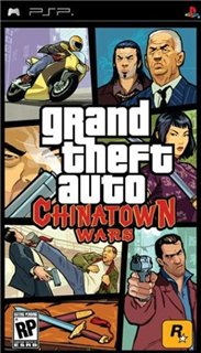 Grand Theft Auto: Chinatown Wars (Radio from GTA IV) [2009/RUS] PSP