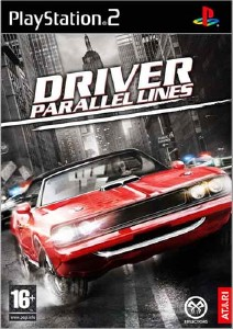 Driver: Parallel Lines (2006/PS2/RUS)