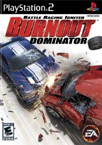Burnout: Dominator (2007/PS2/RUS)