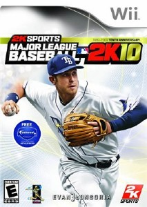 Major League Baseball 2K10 (2010/Wii/ENG)