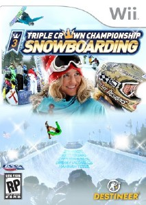 Triple Crown Championship Snowboarding (2010/Wii/ENG)