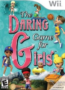 The Daring Game for Girls (2010/Wii/ENG)