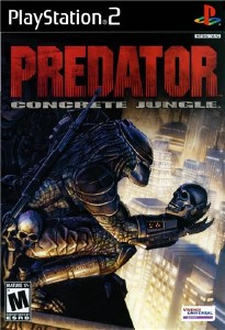 Predator: Concrete Jungle (2005/PS2/RUS)