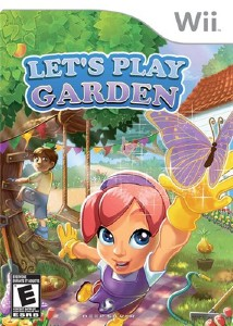 Let's Play Garden (2010/Wii/ENG)