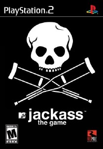 Jackass: The Game (2007/PS2/RUS)