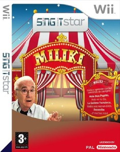 Sing IT Star: Miliki (2010/Wii/ENG)
