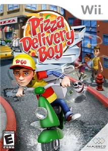 Pizza Delivery Boy (2010/Wii/ENG)