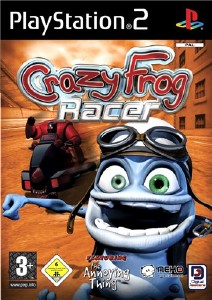 Crazy Frog Racer (2005/PS2/RUS)