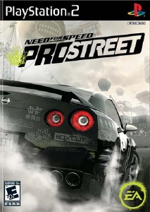 Need for Speed: ProStreet (2007/PS2/RUS)