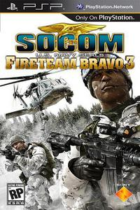 SOCOM: U.S. Navy SEALs Fireteam Bravo 3 (Patched)[FullRIP][Multi12][RUS]