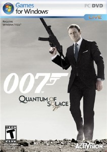 Quantum of Solace: The Game (2008/PC/RePack/RUS)