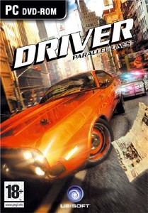 Driver: Parallel Lines (2007/PC/RUS)