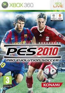 Pro Evolution Soccer 2010 (2009/Multi8/XBOX360)