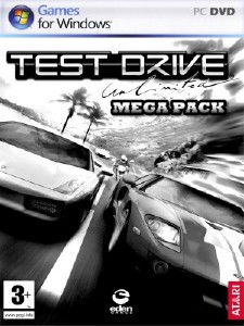 Test Drive Unlimited Megapack (2008/PC/RUS)