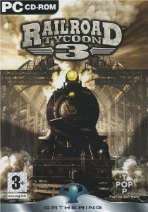 Railroad Tycoon 3 (2003/PC/RUS)