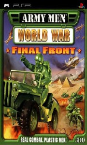 Army Men - World War - Final Front (1999/PSP-PSX/RUS)