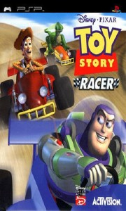 Toy Story Racer (2001/PSP-PSX/ENG)