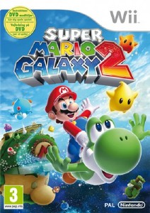 Super Mario Galaxy 2 (2010/Wii/ENG)