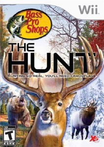 Bass Pro Shops: The Hunt (2010/Wii/ENG)