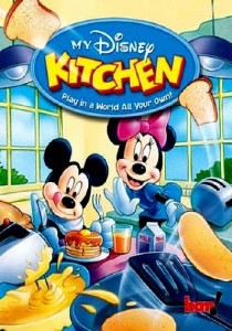 My Disney Kitchen (1999/PC/RUS)