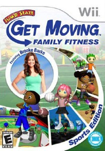 Jumpstart Get Moving Family Fitness (2010/Wii/ENG)
