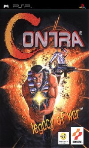 Contra: Legacy of War (1996/PSP-PSX/RUS)