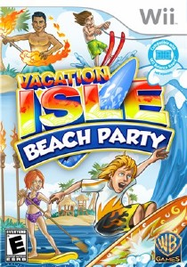 Vacation Isle: Beach Party (2010/Wii/ENG)