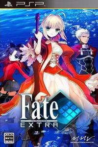 Fate/Extra [Patched][FullRIP][JAP][JP]