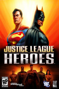Justice League Heroes [FullRIP][CSO][RUS][EU] [Русская версия]