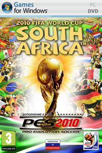 Pro Evolution Soccer 2010: World Cup South Africa (2010/ENG/RUS/RePack)