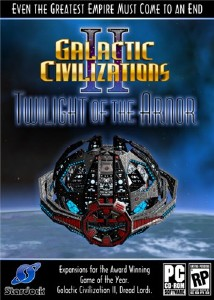 Galactic Civilizations 2: Twilight of the Arnor (2008/PC/RePack/RUS)