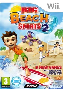 Big Beach Sports 2 (2010/Wii/ENG)