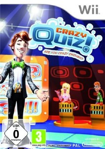 Crazy Quiz (2010/Wii/ENG)