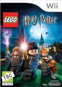 LEGO Harry Potter: Years 1-4 (2010/Wii/ENG)