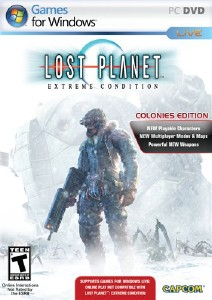 Lost Planet: Extreme Condition - Colonies Edition (2008/PC/RePack/RUS)