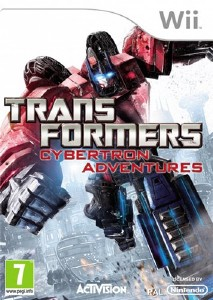 Transformers: Cybertron Adventures (2010/Wii/ENG)