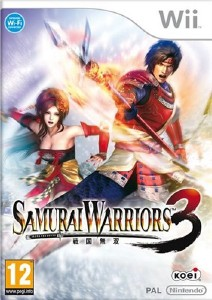 Samurai Warriors 3 (2010/Wii/ENG)