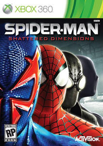 Spider-Man: Shattered Dimensions (2010/ENG/XBOX360)