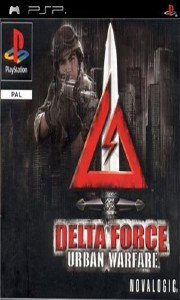 Delta Force: Urban Warfare (2002/PSP-PSX/RUS)