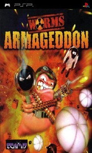 Worms Armageddon (1999/PSP-PSX/RUS)