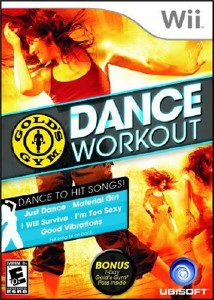 Gold's Gym Dance Workout (2010/Wii/ENG)