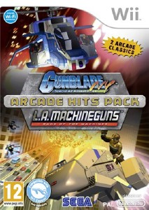 Gunblade NY and LA Machineguns Arcade Hits Pack (2010/Wii/ENG)
