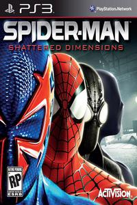 Spider-Man: Shattered Dimensions (2010/PS3/USA/ENG)