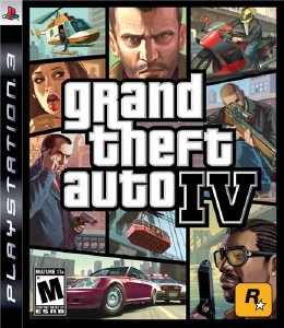 Grand Theft Auto IV (2008/PS3/ENG)