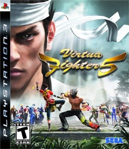 Virtua Fighter 5 (2007/PS3/ENG)